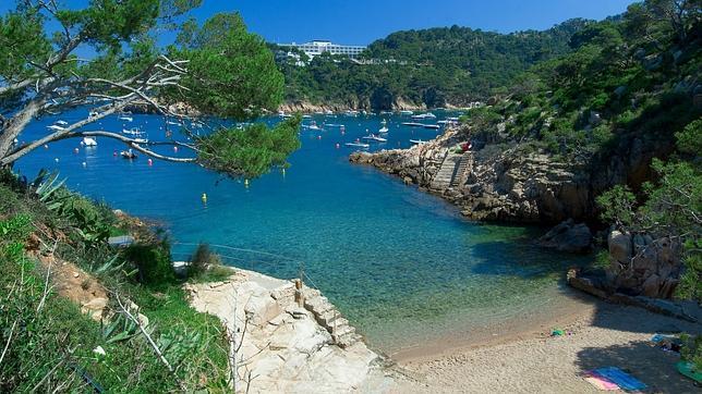 The Costa Brava Coastline Gestio7